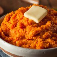 Savory Instant Pot Mashed Sweet Potatoes