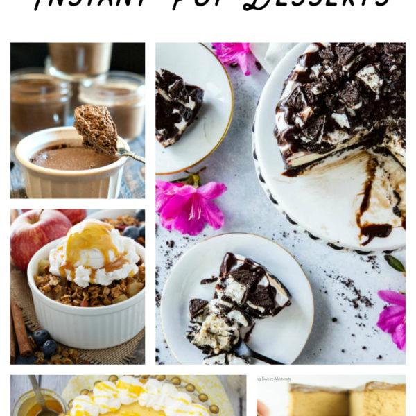 16 Top Instant Pot Desserts