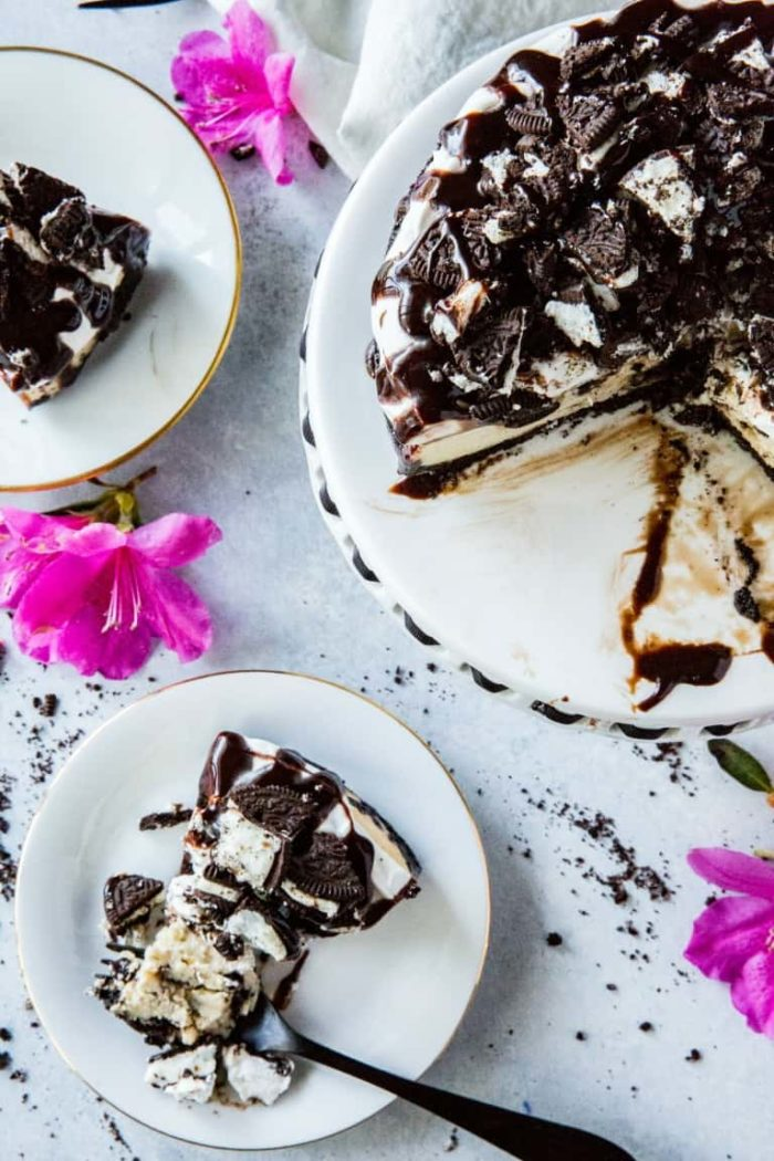 instant pot oreo cookie cheesecake