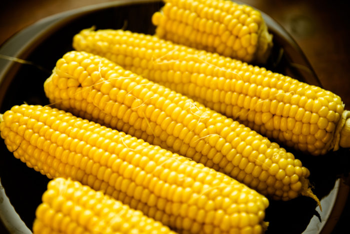 instant pot sweet corn