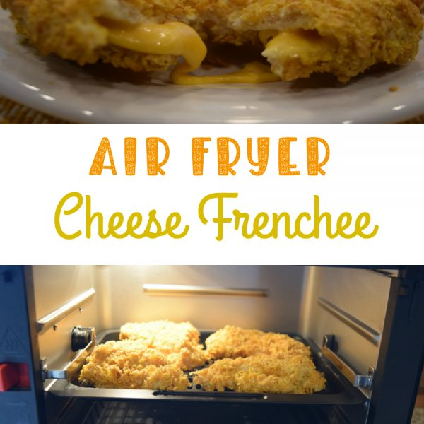 Air Fryer Cheese Frenchee