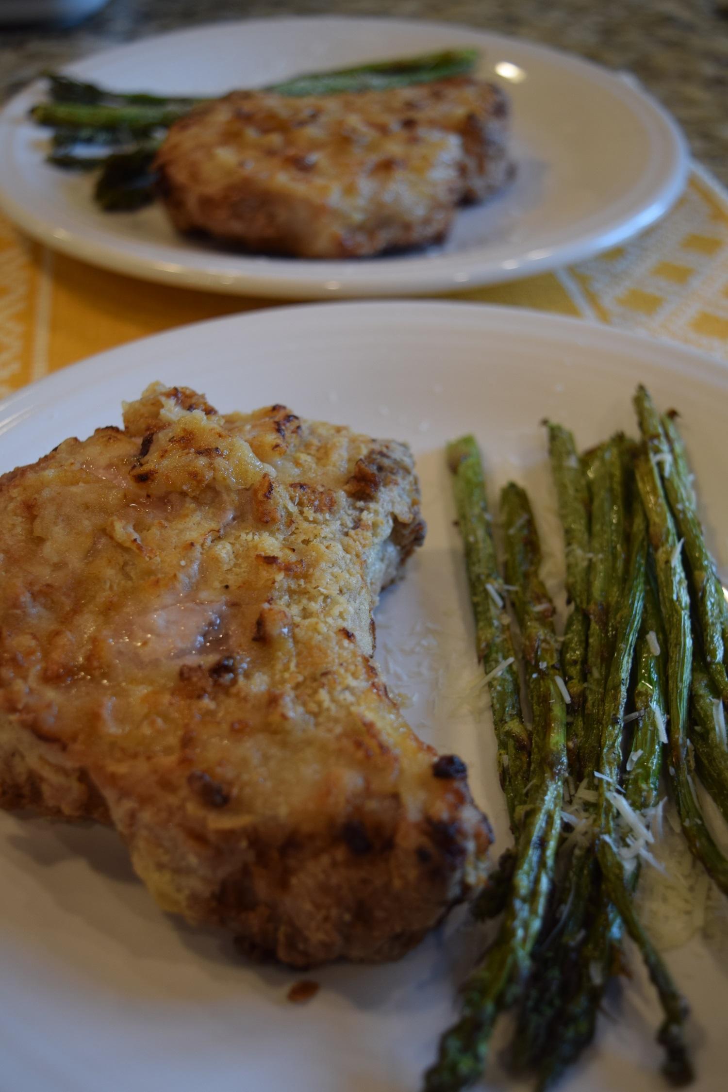 Air fryer Pork Chops Vortex Plus