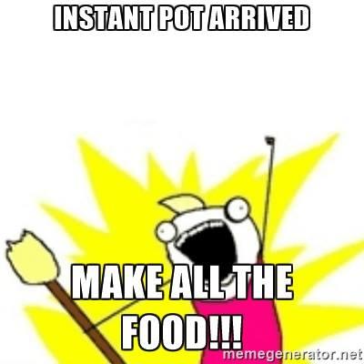 Make all the food meme