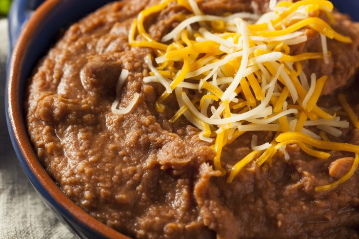 Homemade Refried Pinto Beans in Instant Pot