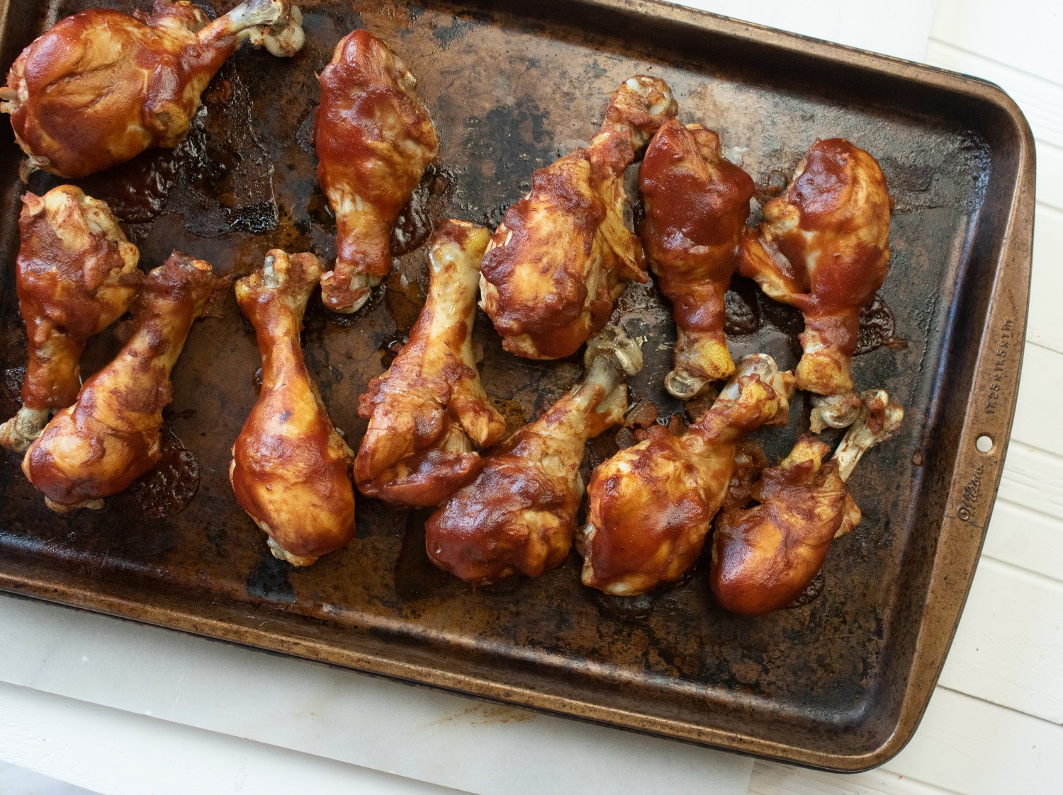 Instant Pot BBQ Chicken drumsticks