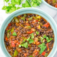 Instant Pot Chili [vegetarian, vegan]