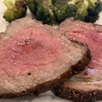 Air Fryer Roast Beef (Instant Pot Vortex and Omni)
