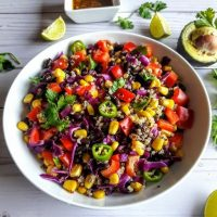 Tex Mex Quinoa- InstantPot-Vegan-ProfusionCurry