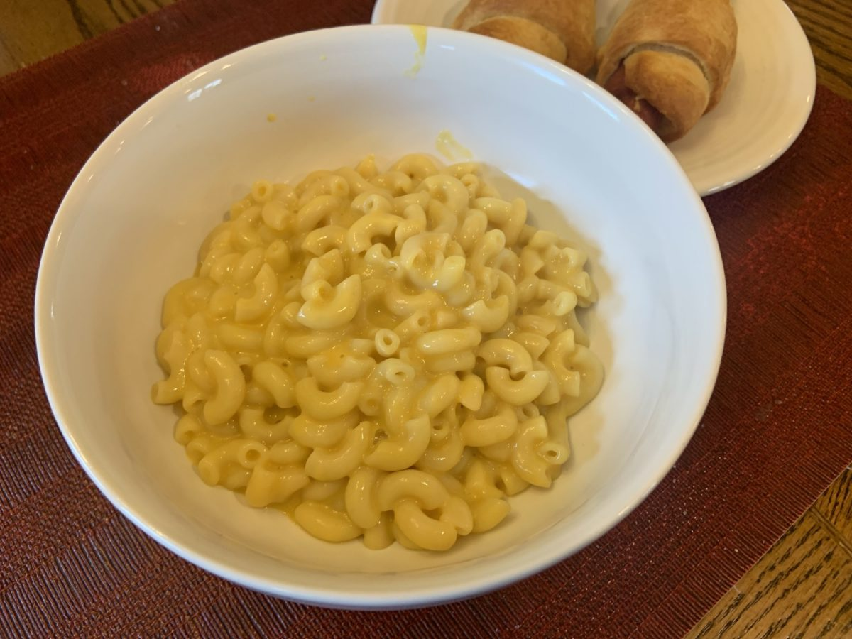 instant pot boxed mac and cheese