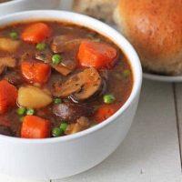 Hearty, Delicious Mushroom Stew - Delightful Adventures