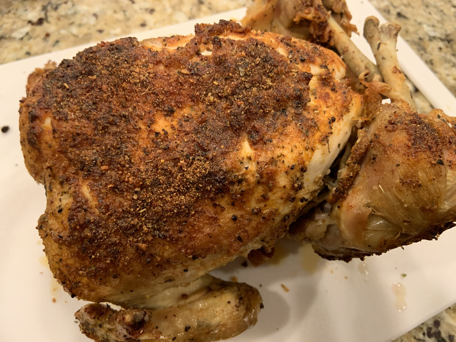 Instant Pot Duo Crisp Chicken