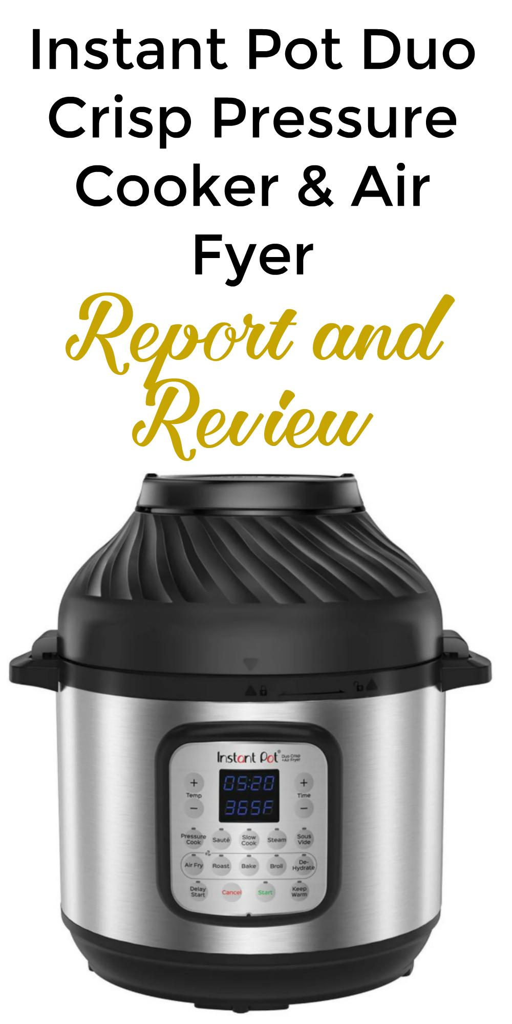 Instant Pot Duo Crisp Review