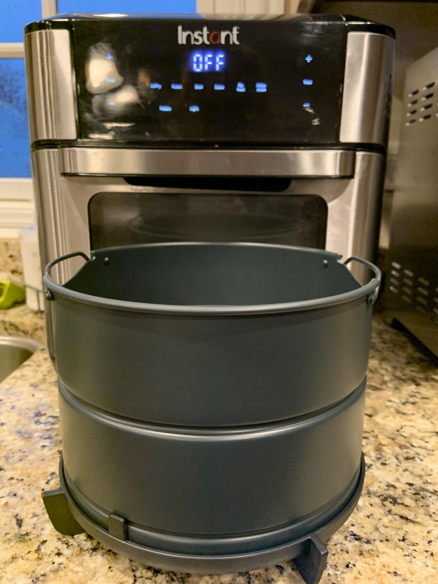 Instant Pot Duo Crisp v. Instant Vortex