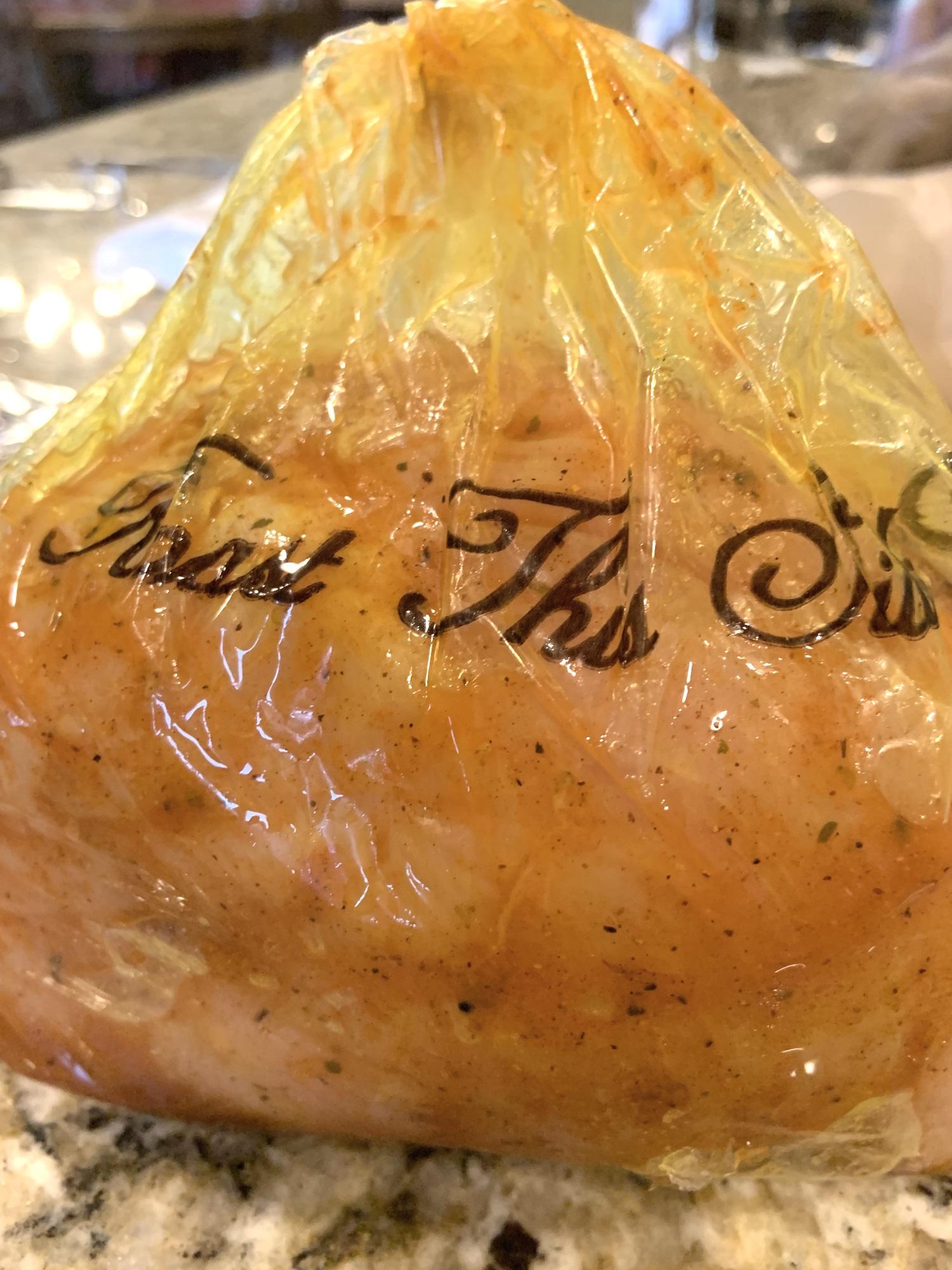 boneless turkey breast for the air fryer