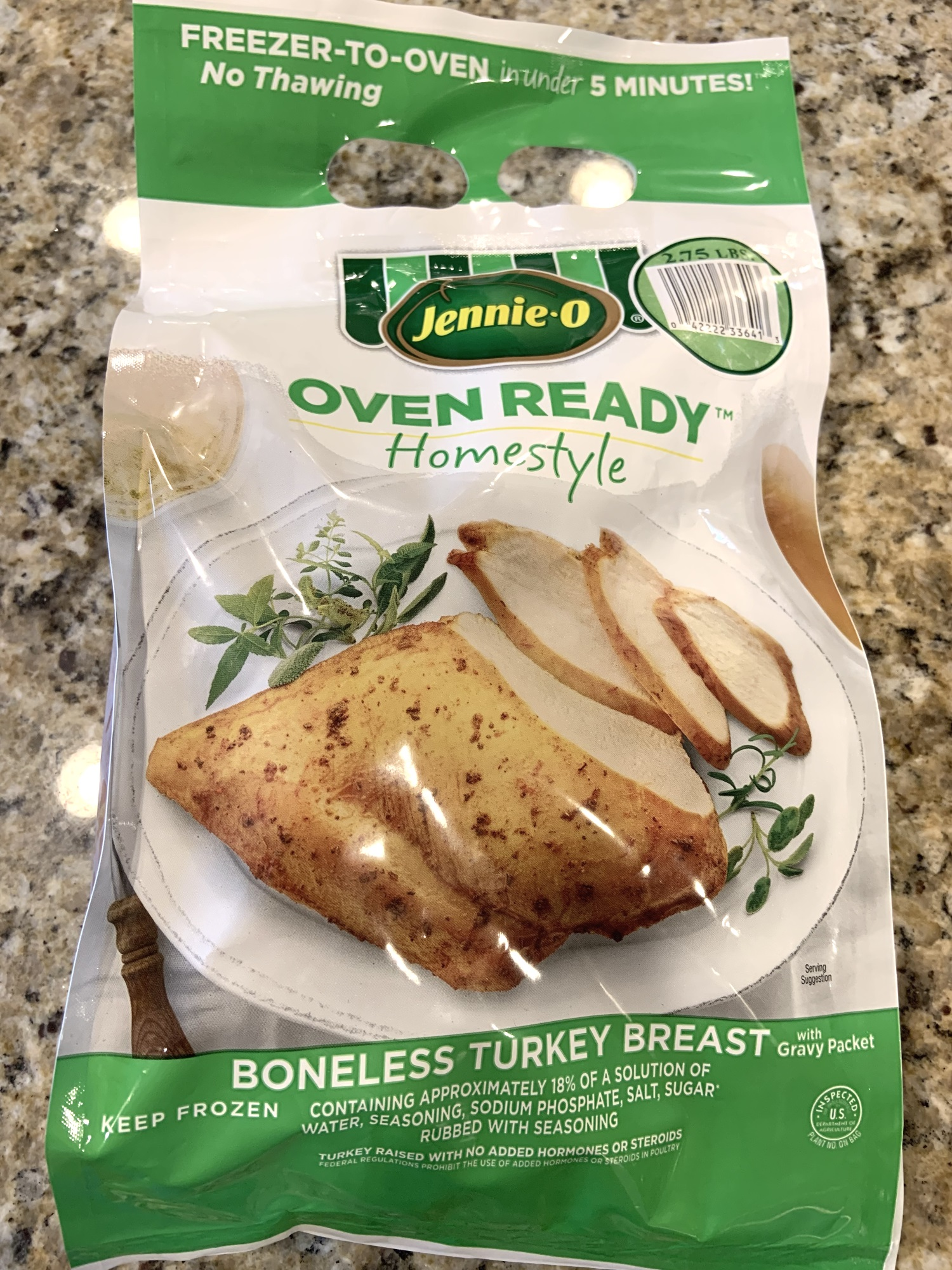turkey breast for the instant vortex plus or omni