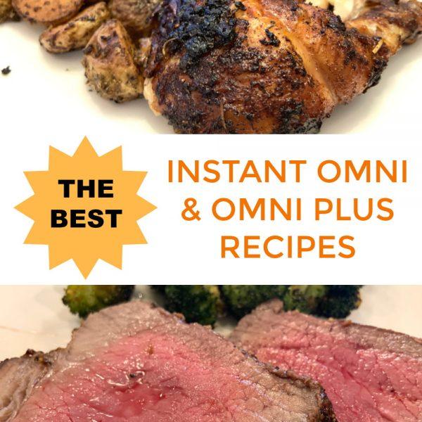 Instant Omni Recipes