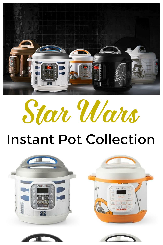 Star Wars Instant Pots Instant Pot Cooking