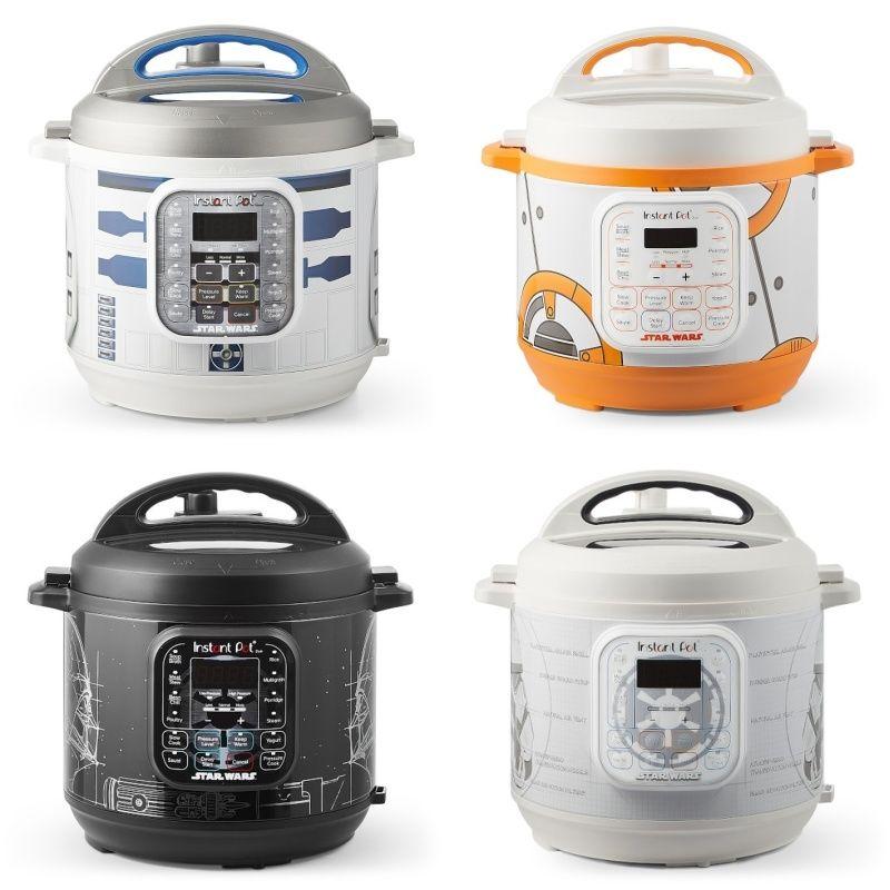 Star Wars Instant Pot Models