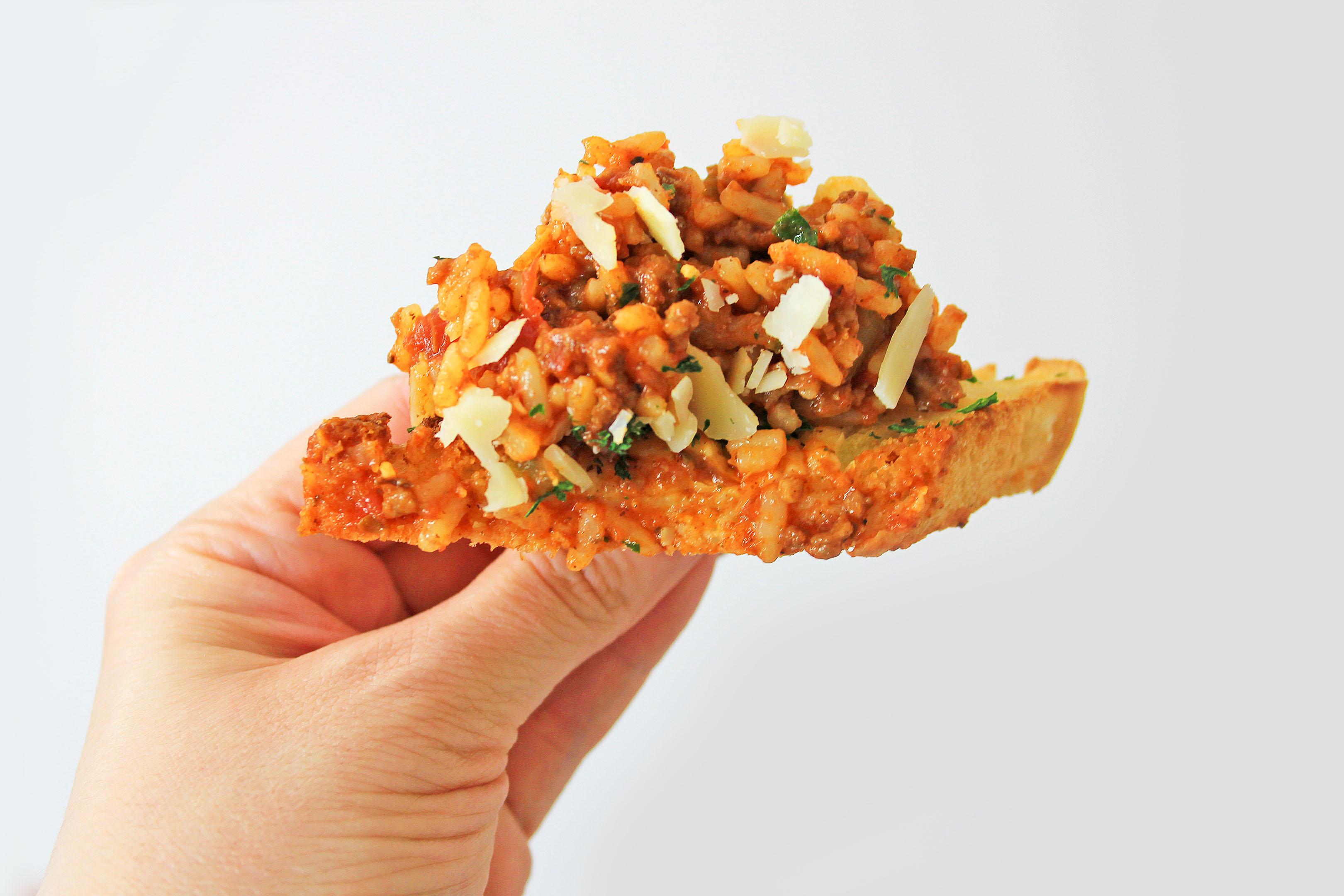 crispy spanish rice